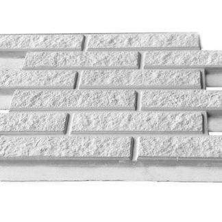 УПАКОВКА 5 КВ. М 650х450х20мм (по габаритам) 3,6 шт./кв. м Толщина глянцевого АБС пластика 1 мм