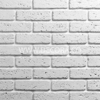 "Полиуретановая форма для плитки кирпича из гипса ""Кирпич Травертин"""